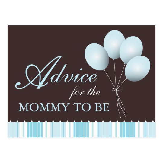 Balloon Baby Shower Advice for the Mummy to