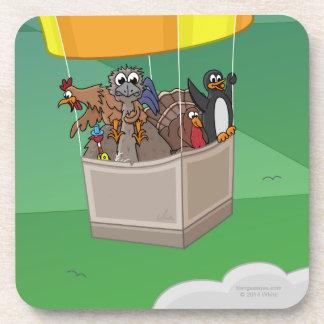 Balloon Birds Coaster