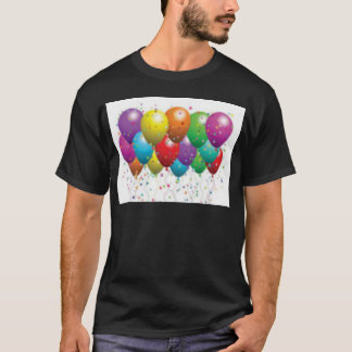 balloon_birthday_card_customize-r11e61ed9b9074290b T-Shirt