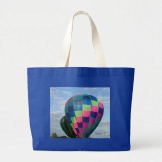 Balloon Bold and Beautiful Tote Bag
