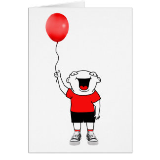 Balloon Boy Cards