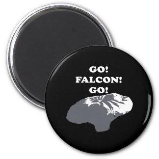 Balloon Boy - Go Falcon Go Refrigerator Magnet