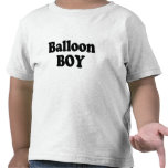 Balloon Boy Instant Costume Tees