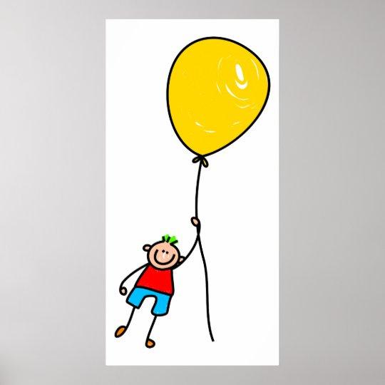 Balloon Boy Poster