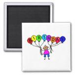 balloon boy refrigerator magnets