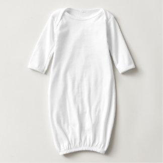 Balloon Caterpillar Baby Long Sleeve Gown Tshirts