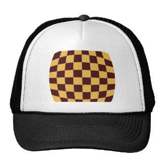 Balloon Chess Board Hat