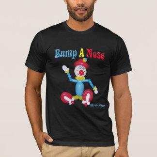 Balloon Clown - Bump A Nose T-Shirt