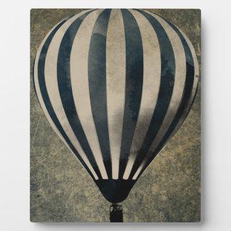 Balloon Display Plaque