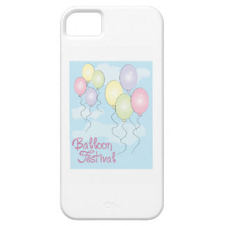 Balloon Festival iPhone 5/5S Cover