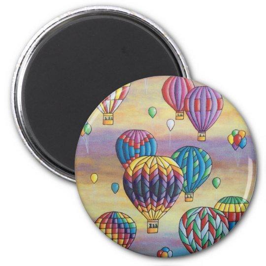balloon flight magnet
