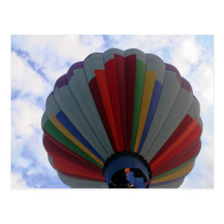 Balloon, Going up! Post Card