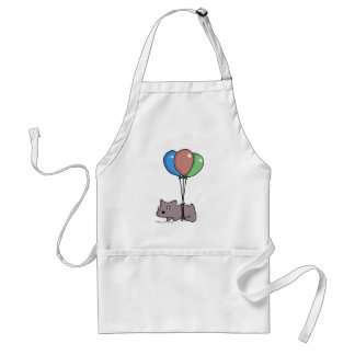 Balloon Hamster Frank by Panel-O-Matic Standard Apron
