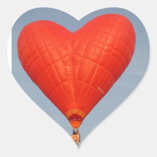 Balloon Heart Heart Sticker