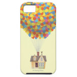 Balloon House from the Disney Pixar UP Movie iPhone 5 Cases