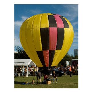 Balloon modelballon-2 postcard