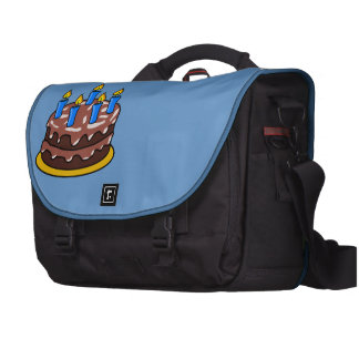 Balloon Party Birthday Celebration Destiny Cartoon Bags For Laptop