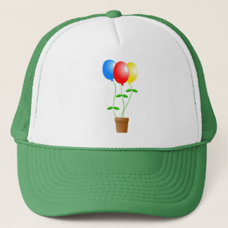 Balloon Plant Trucker Hat