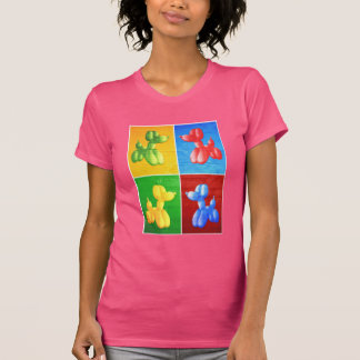 Balloon Poodle T-Shirt