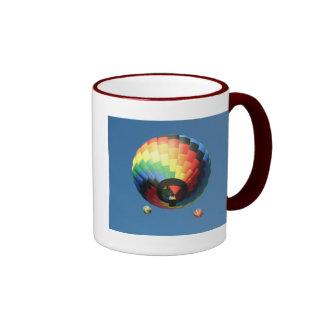 Balloon, Spiral! Mugs
