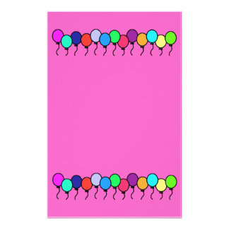 Balloon Stationery