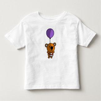 Balloon Teddy Bear Toddler T-Shirt