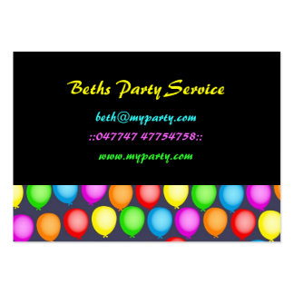 Balloon Wallpaper Pack Of Chubby Business Cards