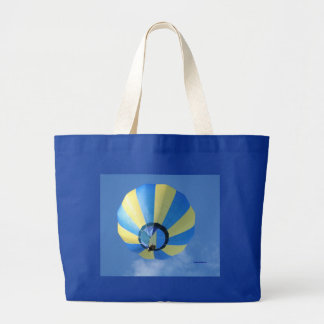 Balloon, Yellow and Blue! Tote Bag