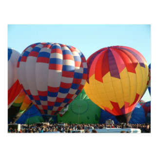 Balloonfiesta Postcard