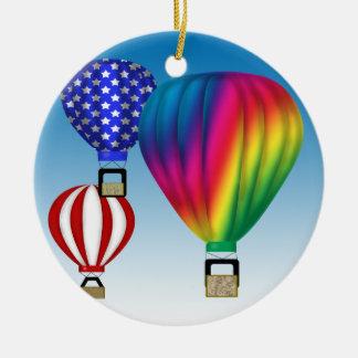 Ballooning 2 Ornament