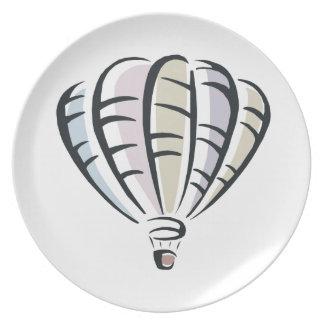 Ballooning 4 plate