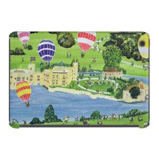 Ballooning at Leeds Castle iPad Mini Cover