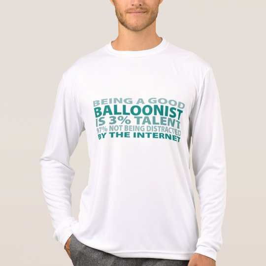 Balloonist 3% Talent T-Shirt