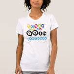 Balloons 80th Birthday T Shirt