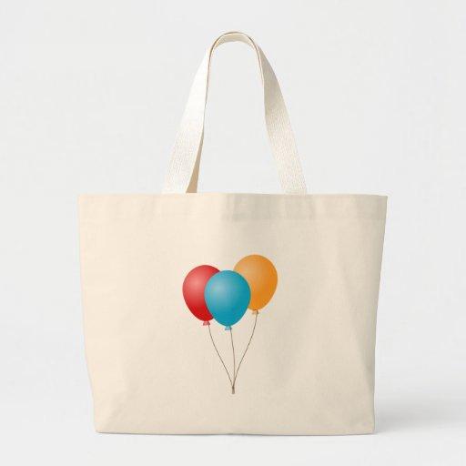 Balloons Canvas Bags