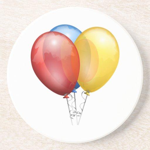 Balloons Drink Coaster