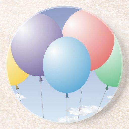 Balloons Coaster
