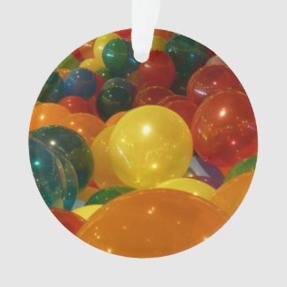 Balloons Colorful Party Design Ornament
