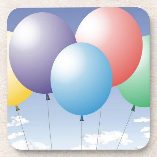 Balloons Coasters