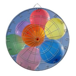Balloons dart board