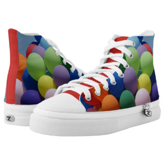 Balloons For Him and Balloons For Her High Tops
