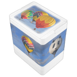 BALLOONS IGLOO ICE CHEST