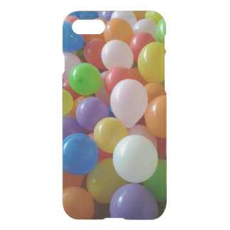 Balloons iPhone 7 Clear Case