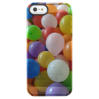 Balloons iPhone SE/5/5S Clear Case
