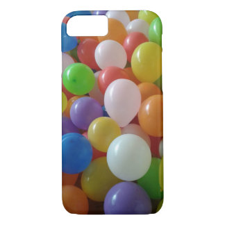 Balloons iPhone X/8/7 Barely There Case