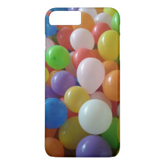 Balloons iPhone X/8/7 Plus Barely There Case