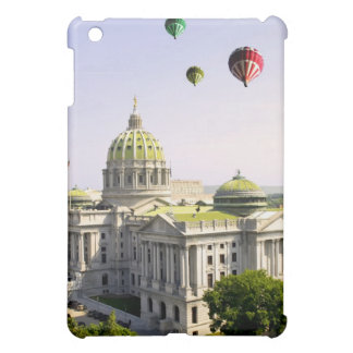 Balloons over Harrisburg PA Cover For The iPad Mini