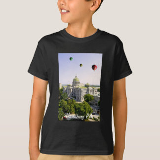 Balloons over Harrisburg PA T-Shirt