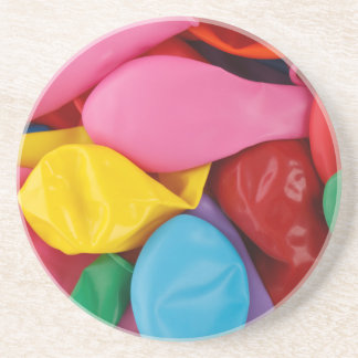Balloons! Sandstone Coaster