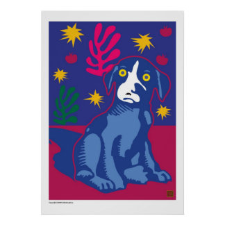 Ballou Matisse-Print